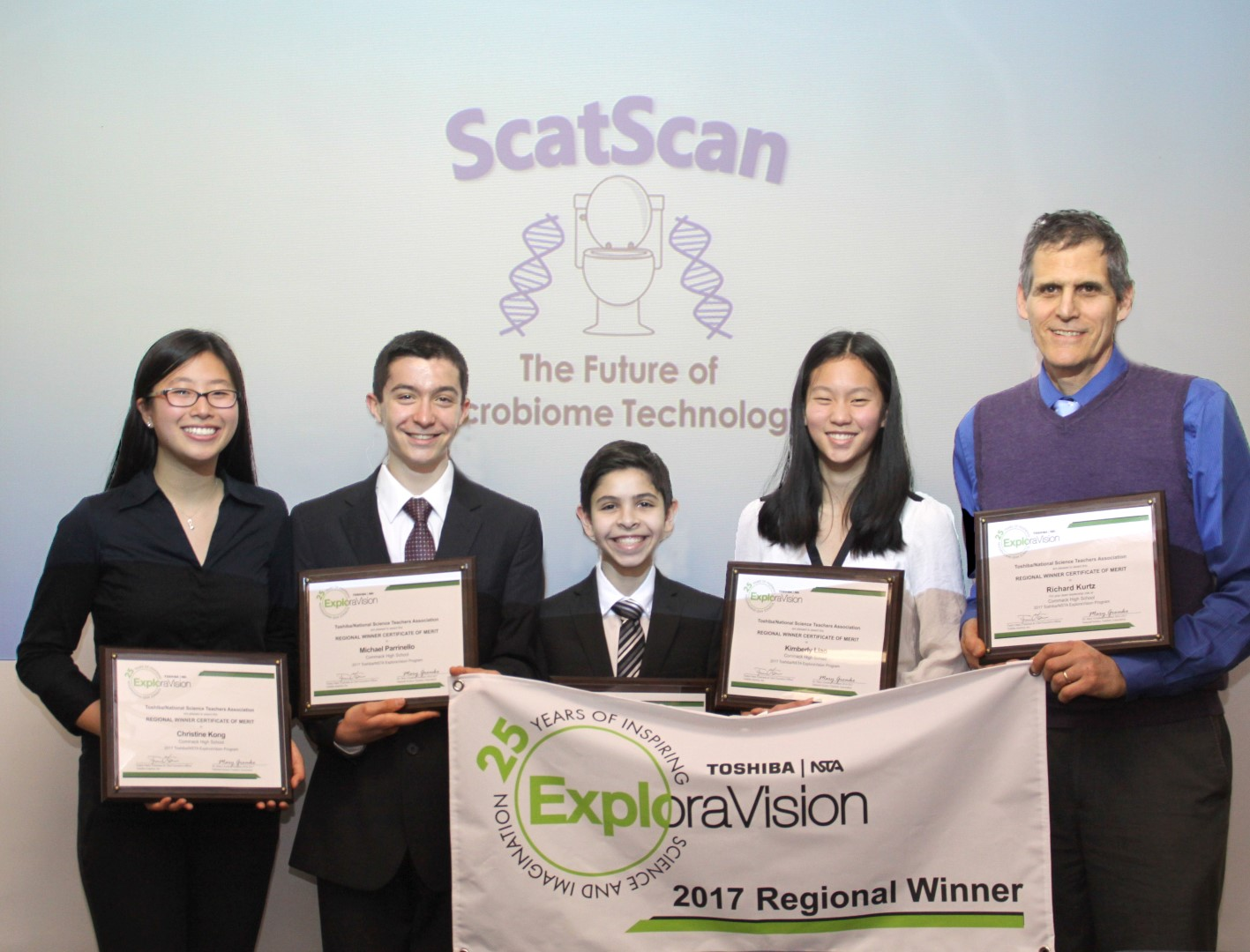 National Exploravision Winners