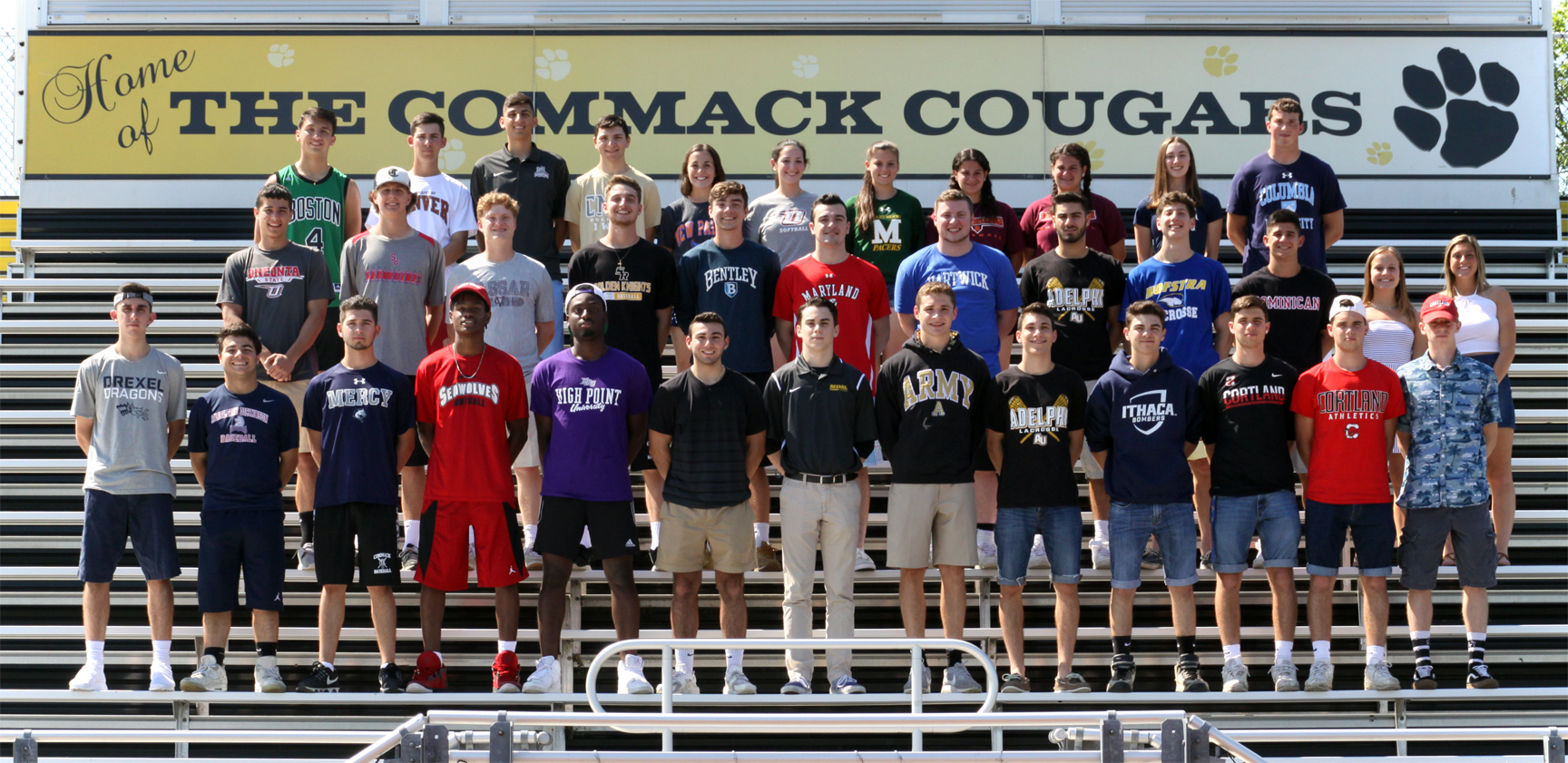 College Athletes!