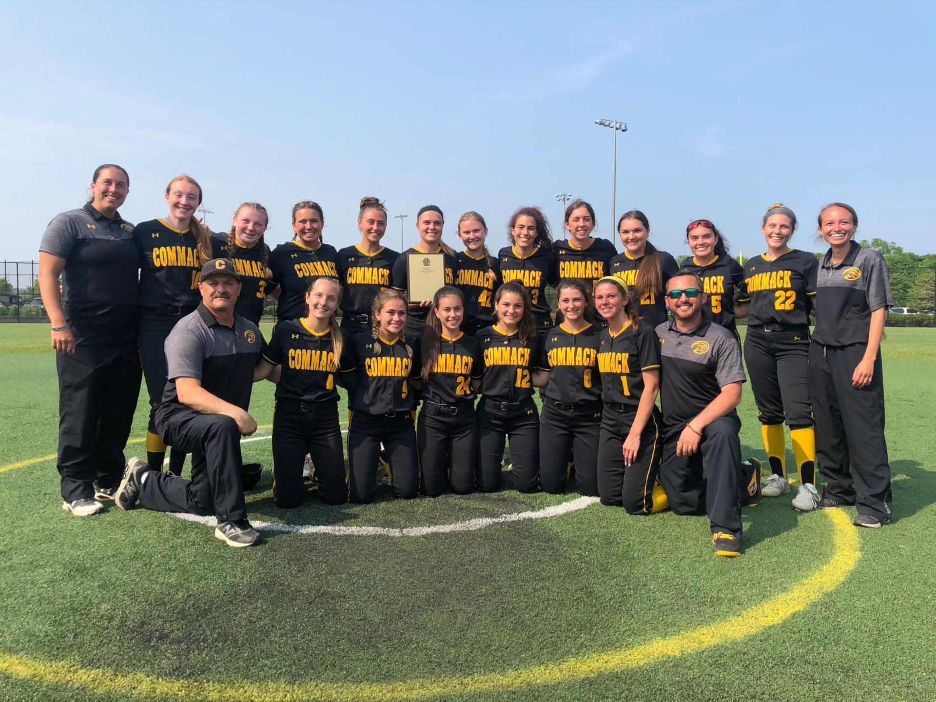 Girls Softball County Champs