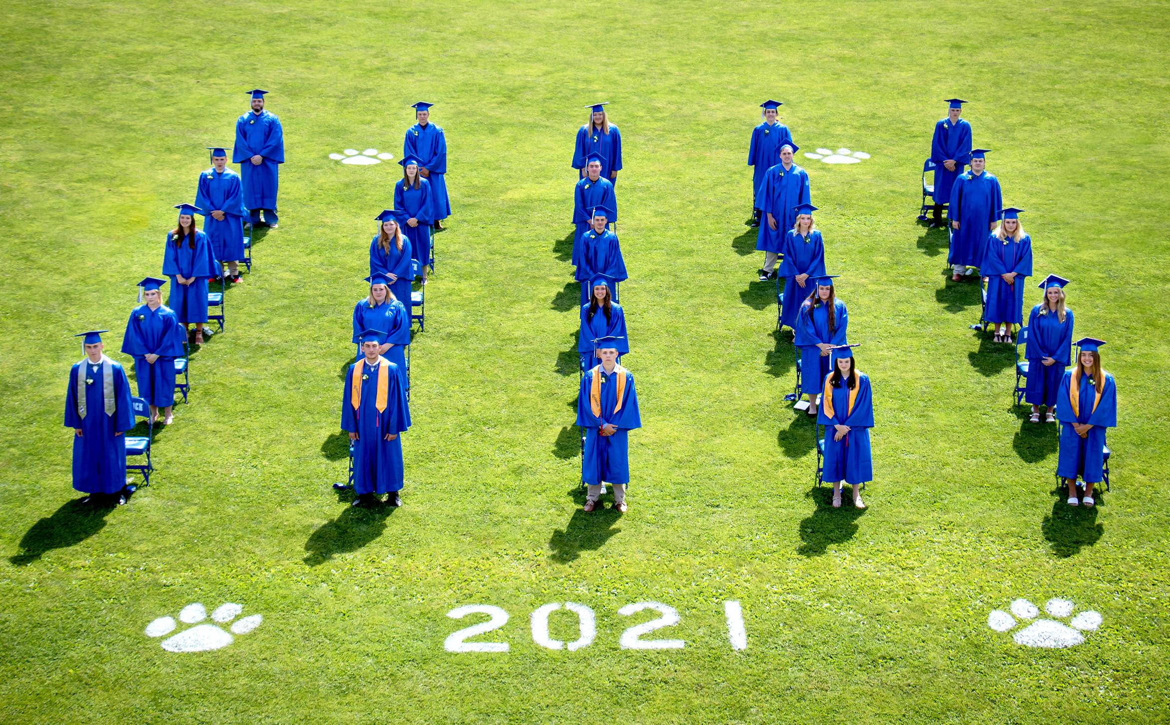 Hancock Class of 2021