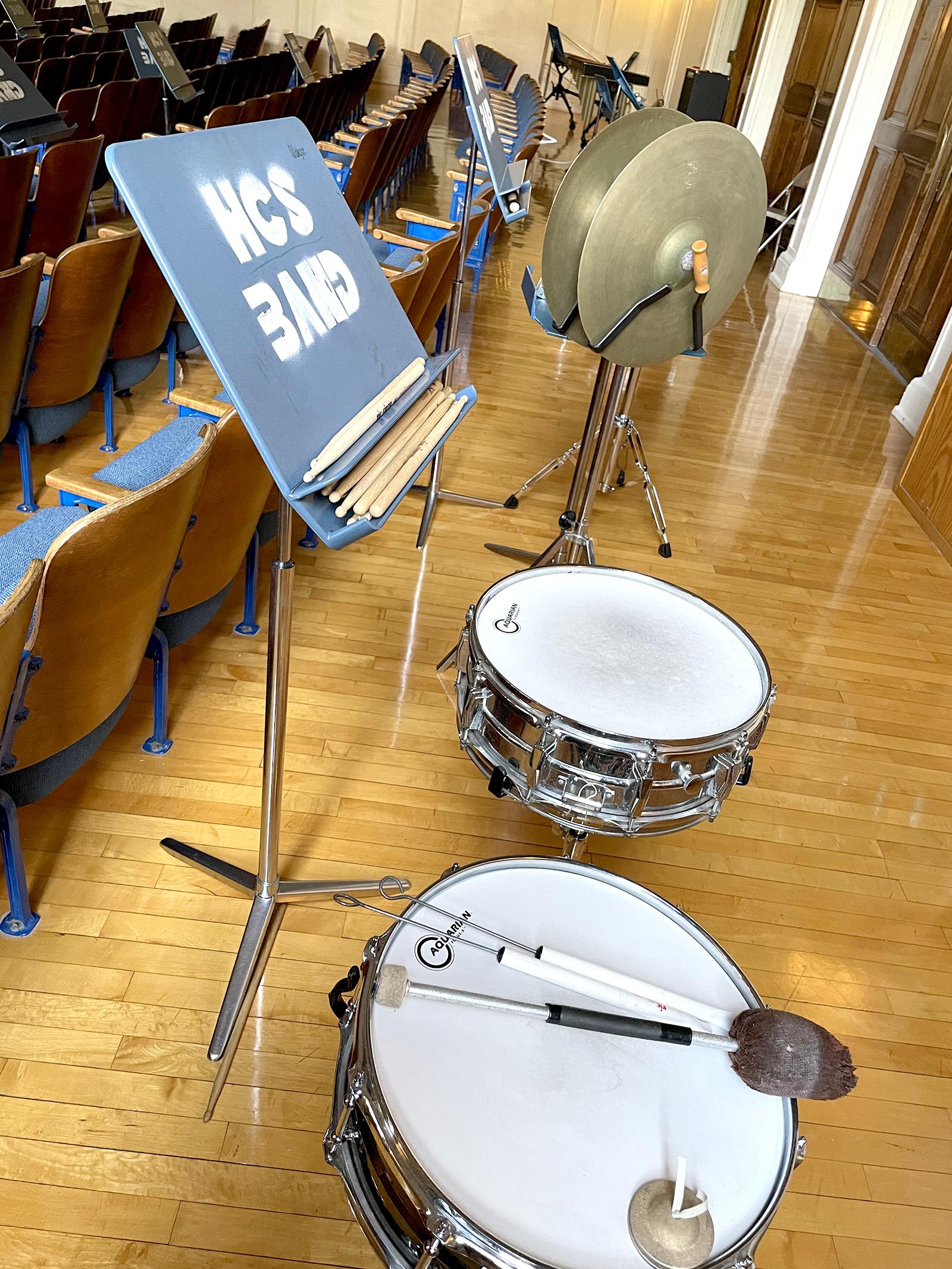 HCS band instruments (6/2021)