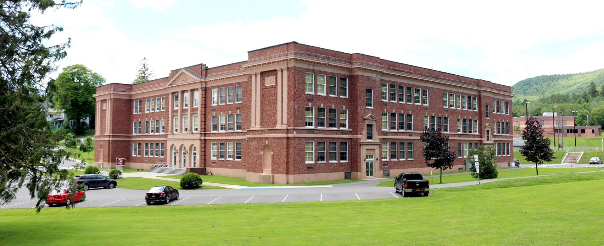 Hancock Central School Building 2019