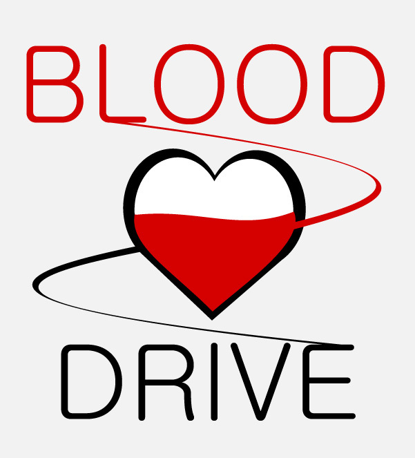 Blood Drive stock image