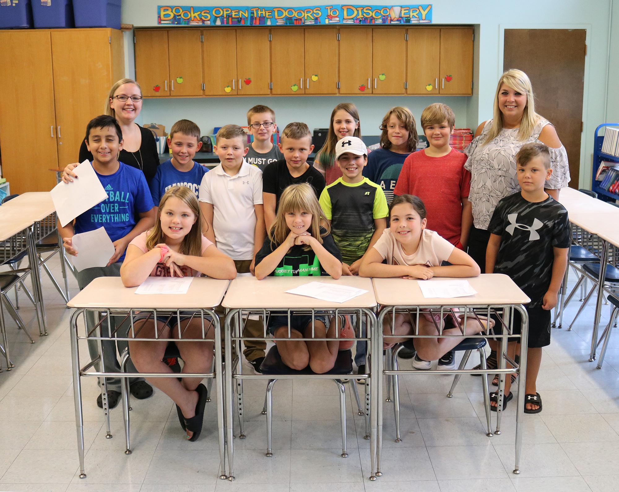 Hancock Fifth Grade Orientation 2019