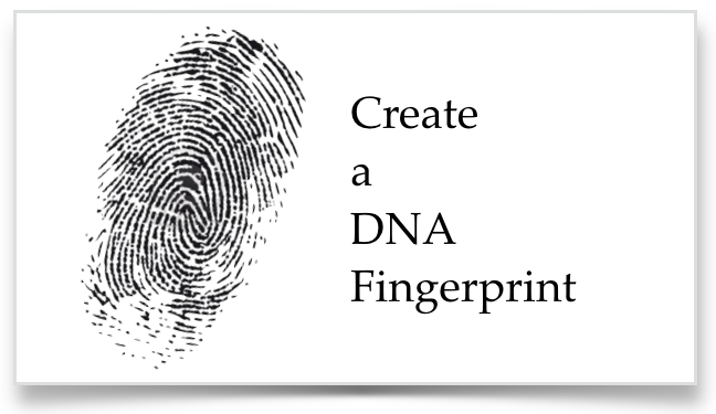 Lnk to artcle on DNA Finger printing.