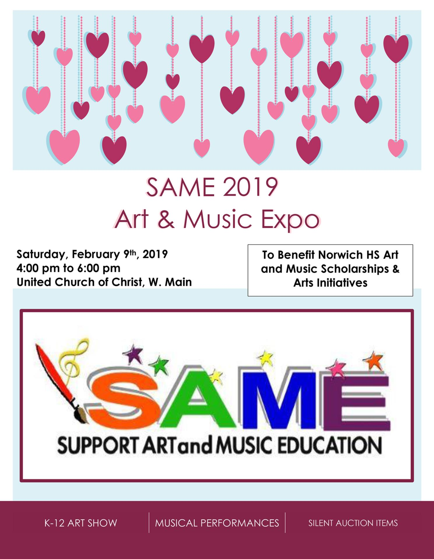 SAME Expo 2019 Flyer