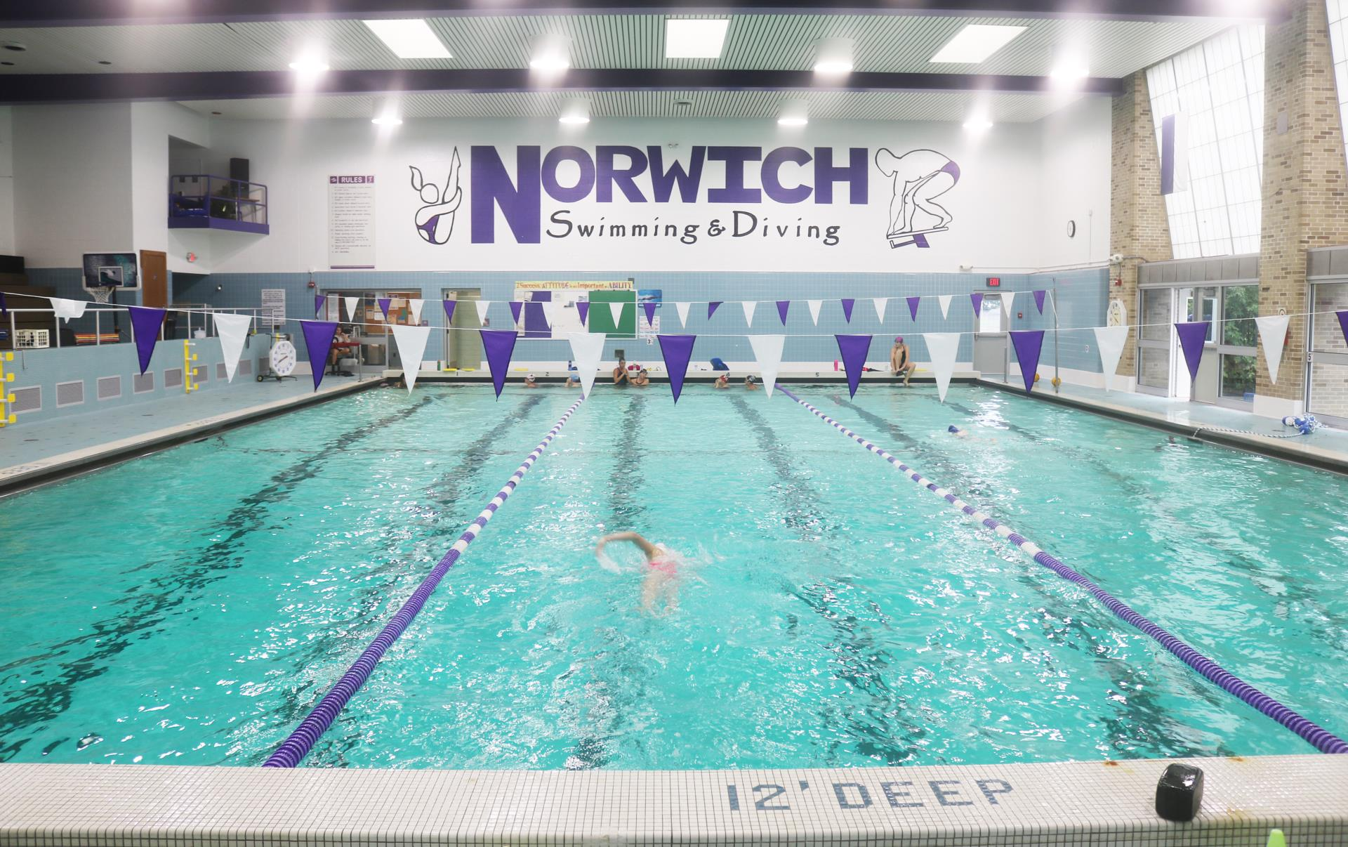 Norwich Swimming & Diving Pool