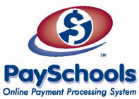 To get started, click the PaySchools logo.