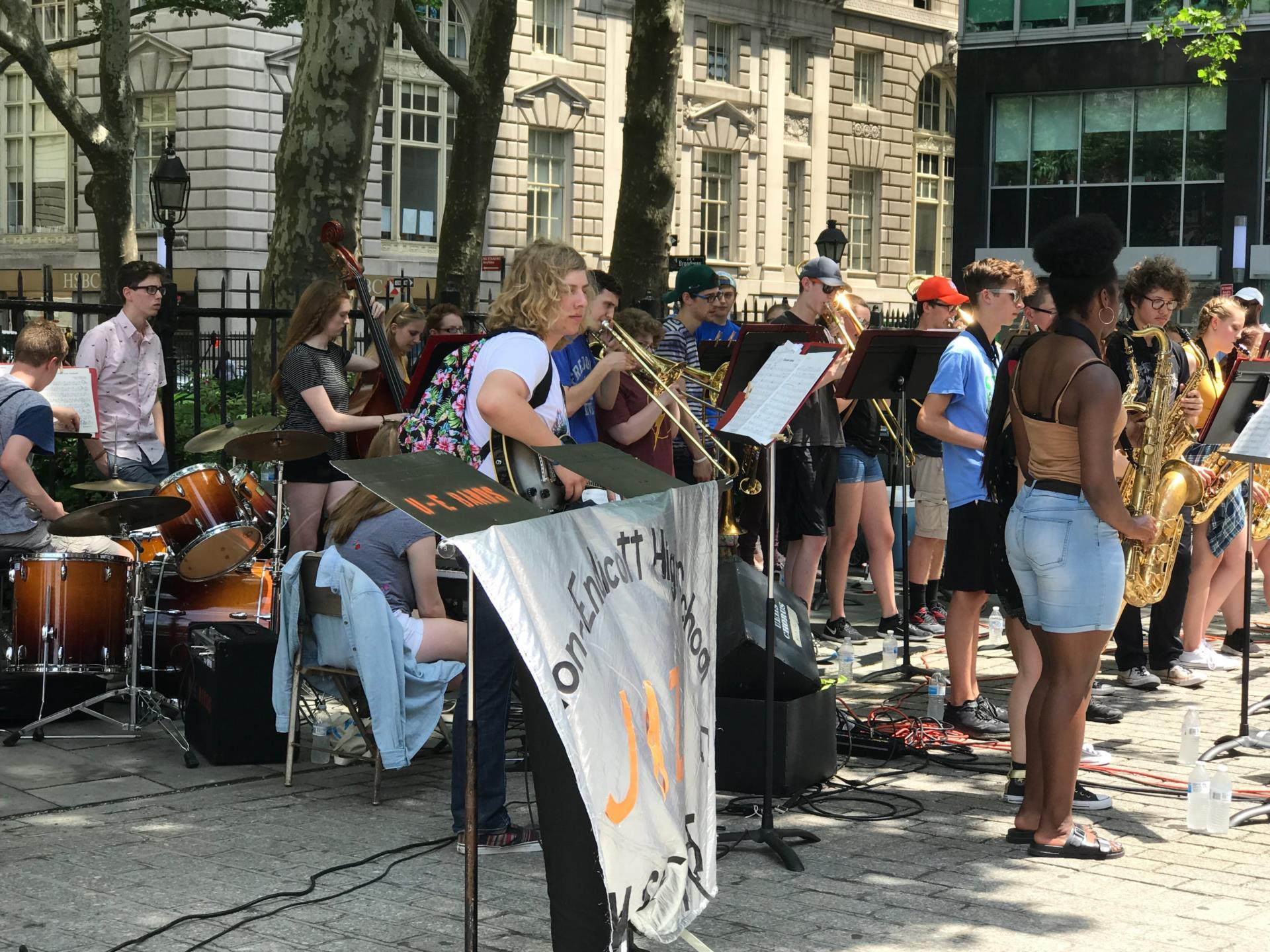 UE Jazz Band