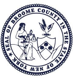 Seal of Broome County