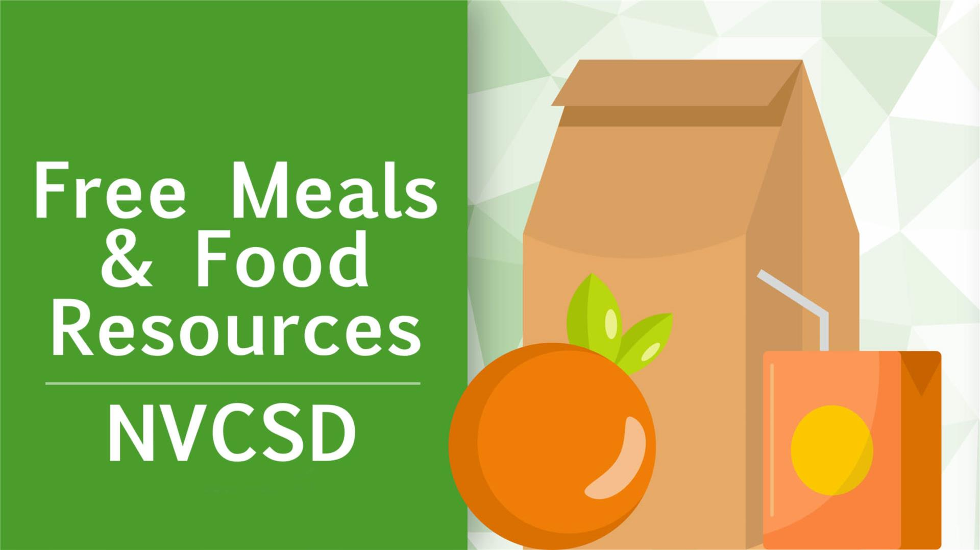 Meals and Food Resources
