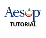 Aesop tutorial logo