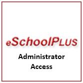 eSchoolPlus Administrator Access logo
