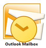 Outlook mailbox icon