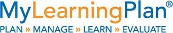 MyLearningPlan Logo and Link to their external web page