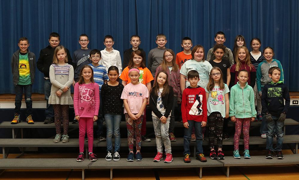 Olweus Award, 4th grade