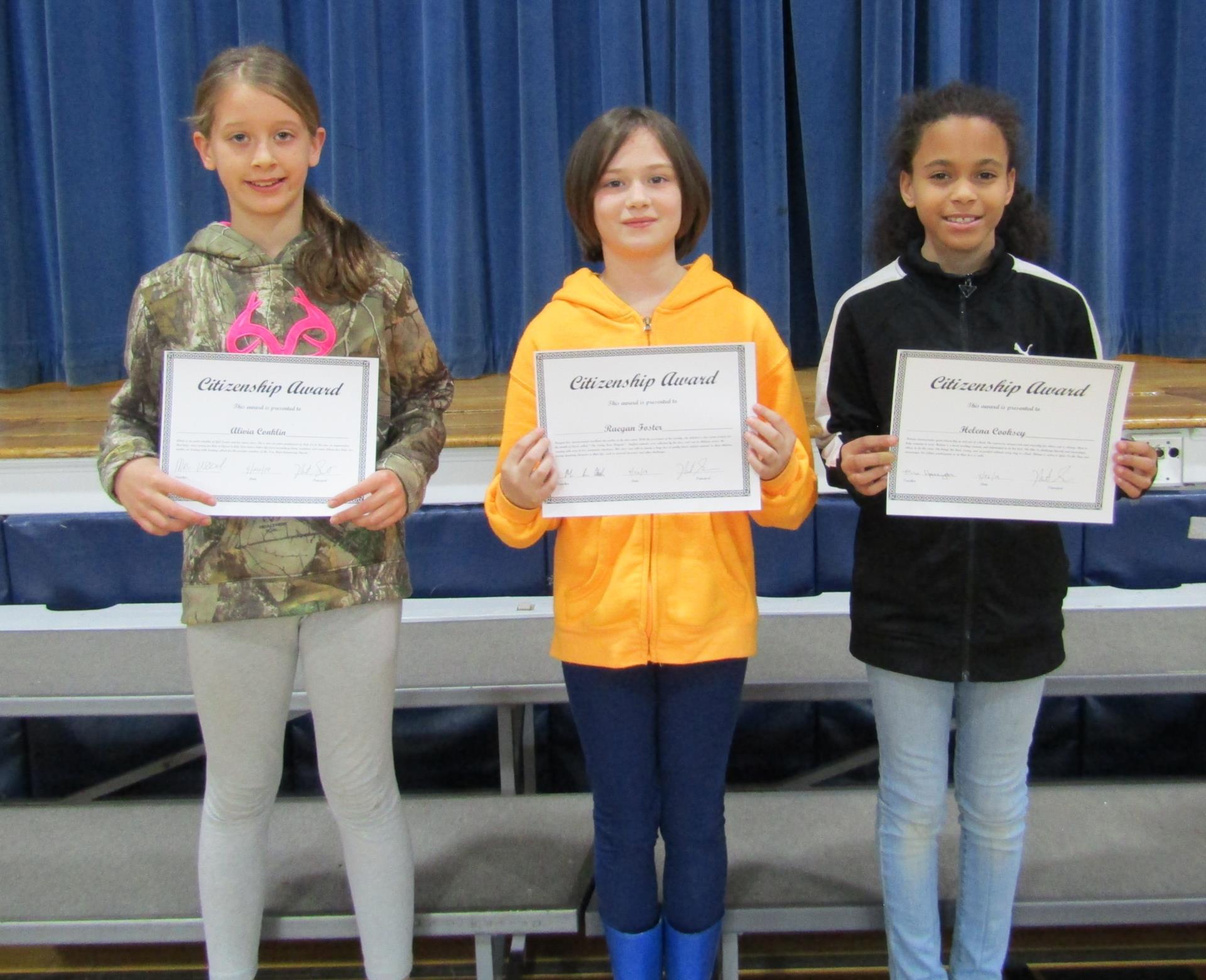 4th grade citizenship 3rd quarter 2019