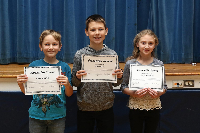 4th grade citizenship