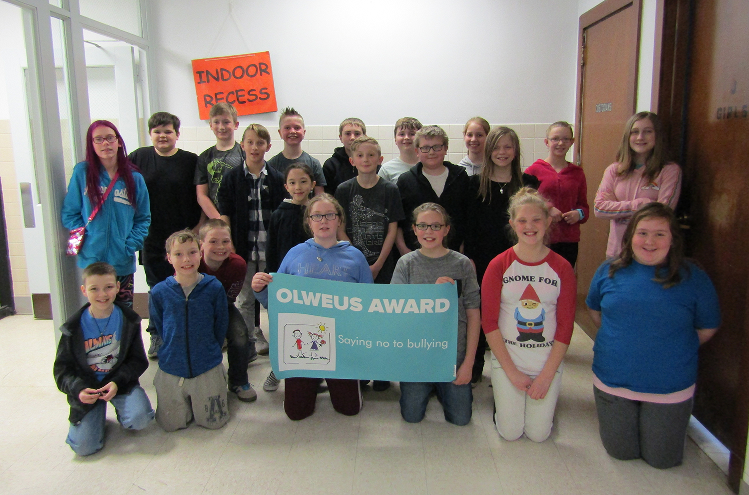 5th grade olweus