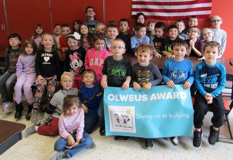Kindergarten Olweus