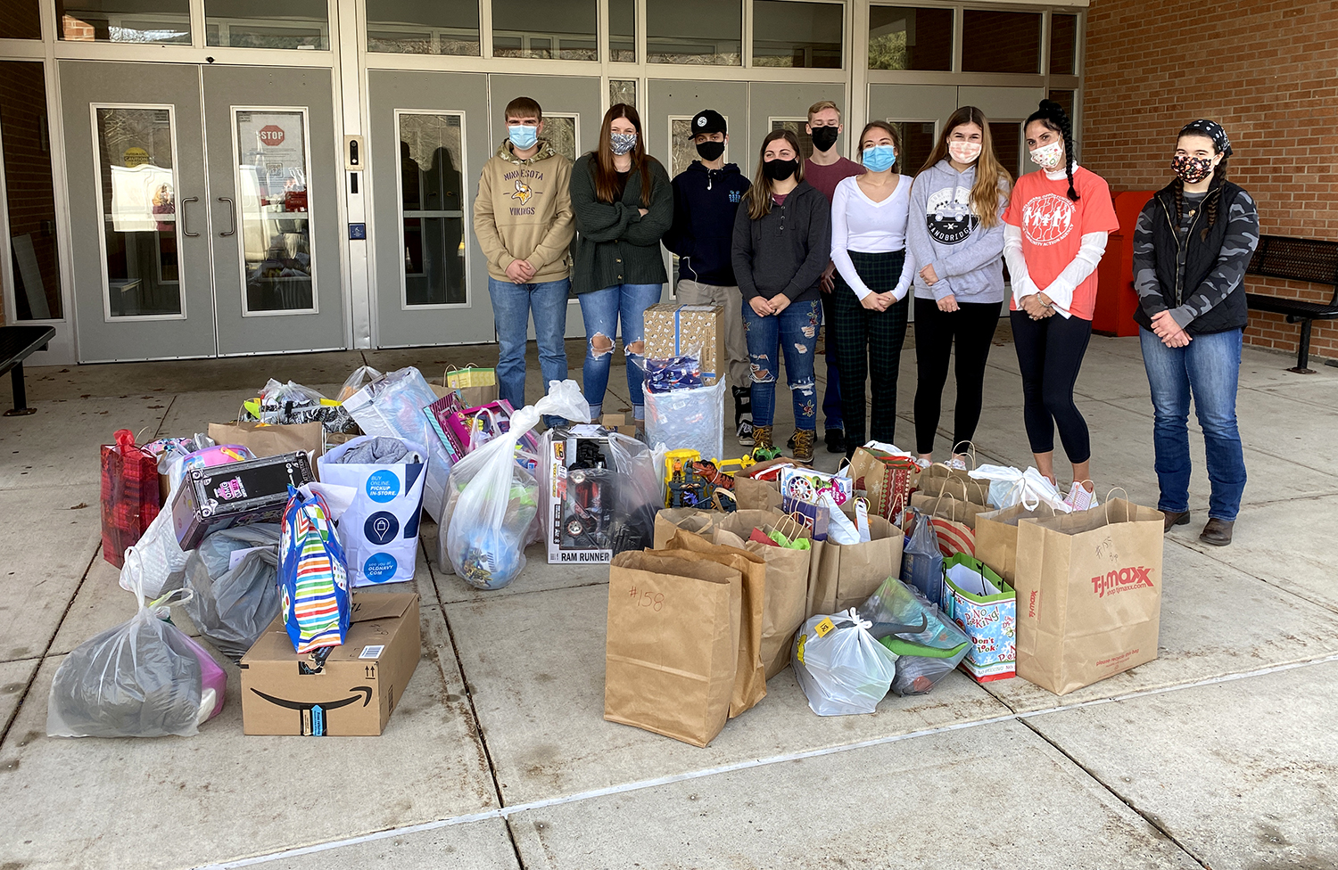 2020 toy drive