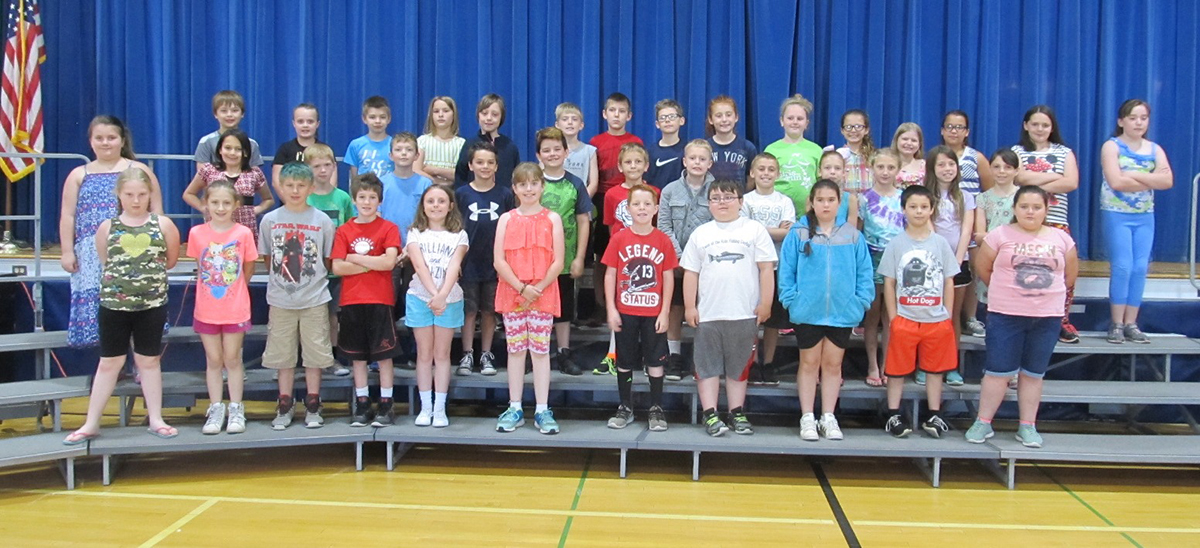 third grade SOW awards spring 2018