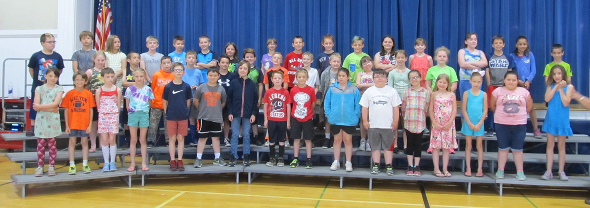 third grade academic awards spring 2018