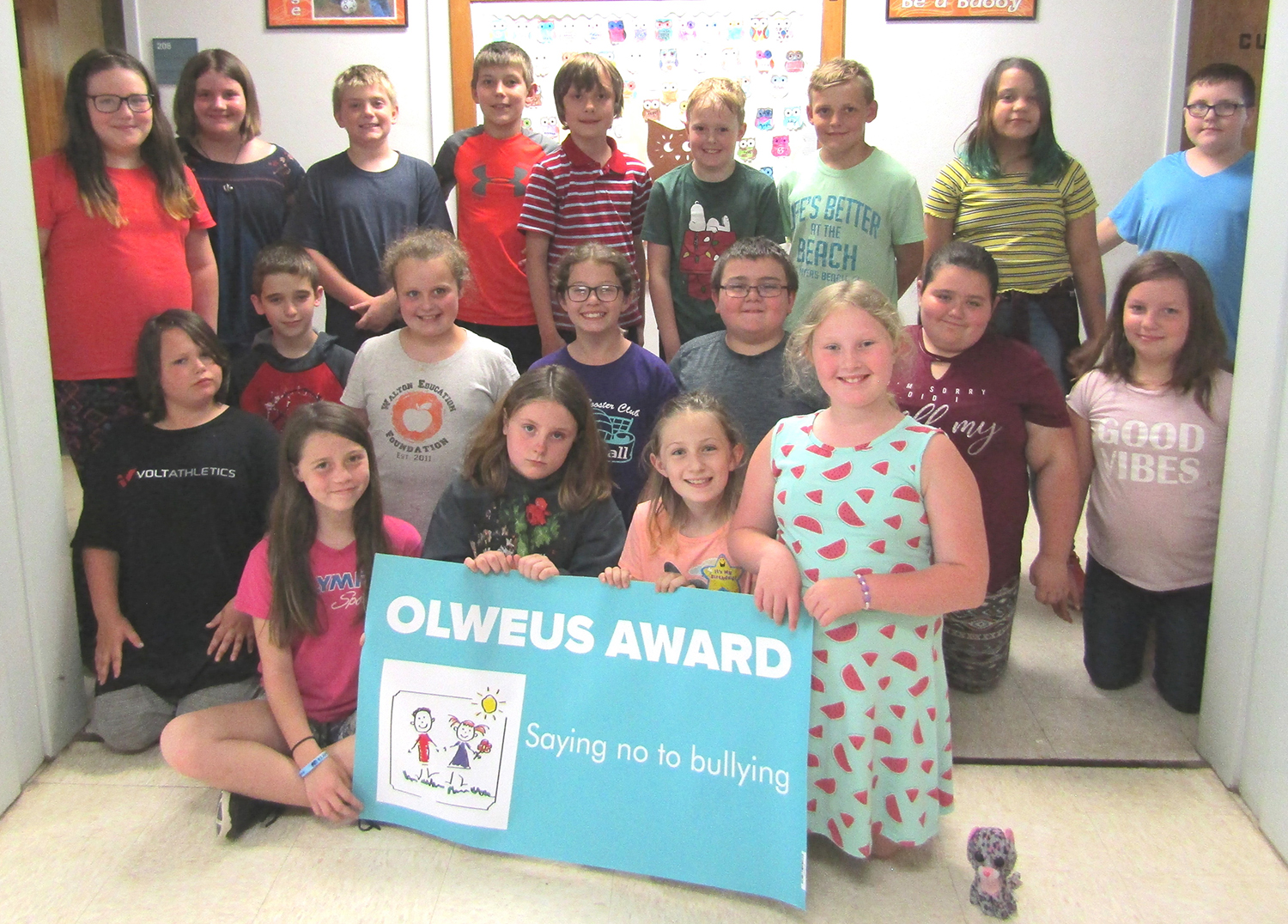4th grade olweus