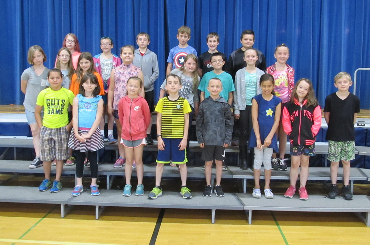 4th grade olweus spring 2018