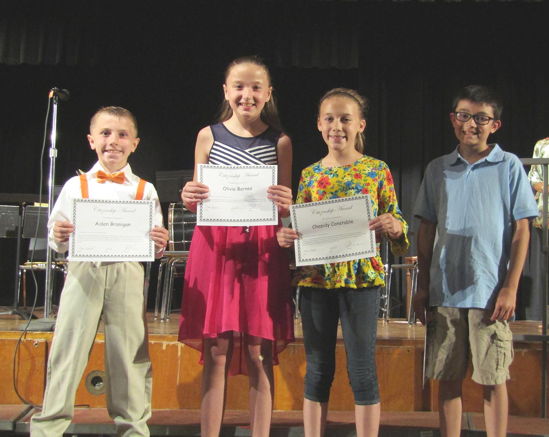 Fifth grade citizenship
