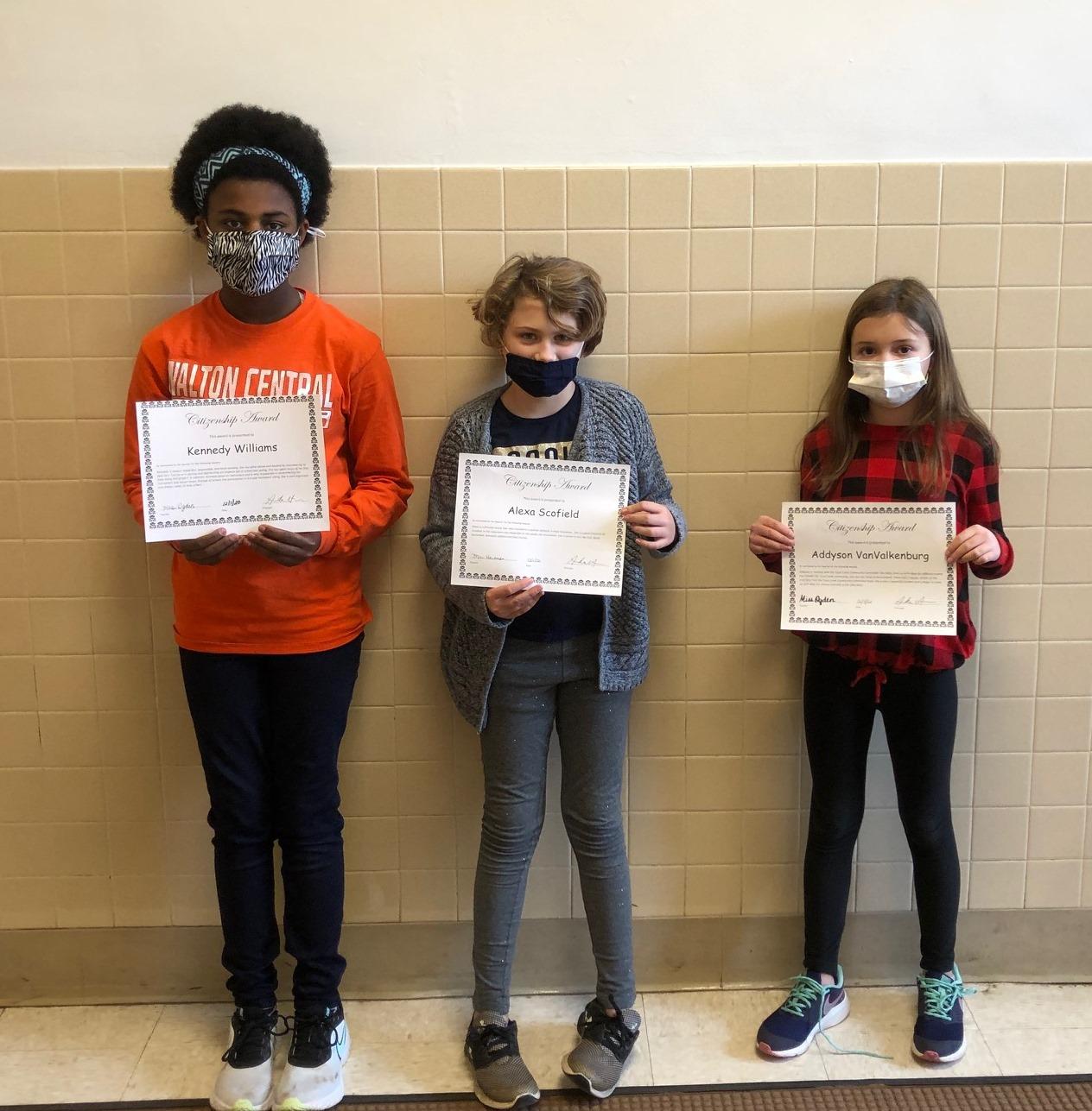 5th grade citizenship