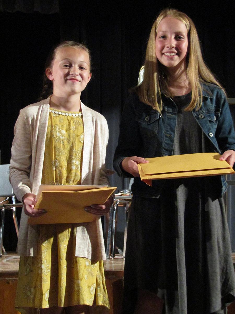 DEP art award 5th grade