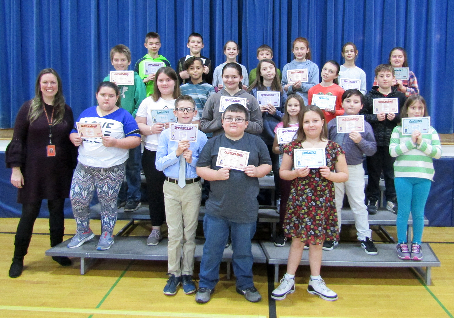 NED awards first quarter 2019-20