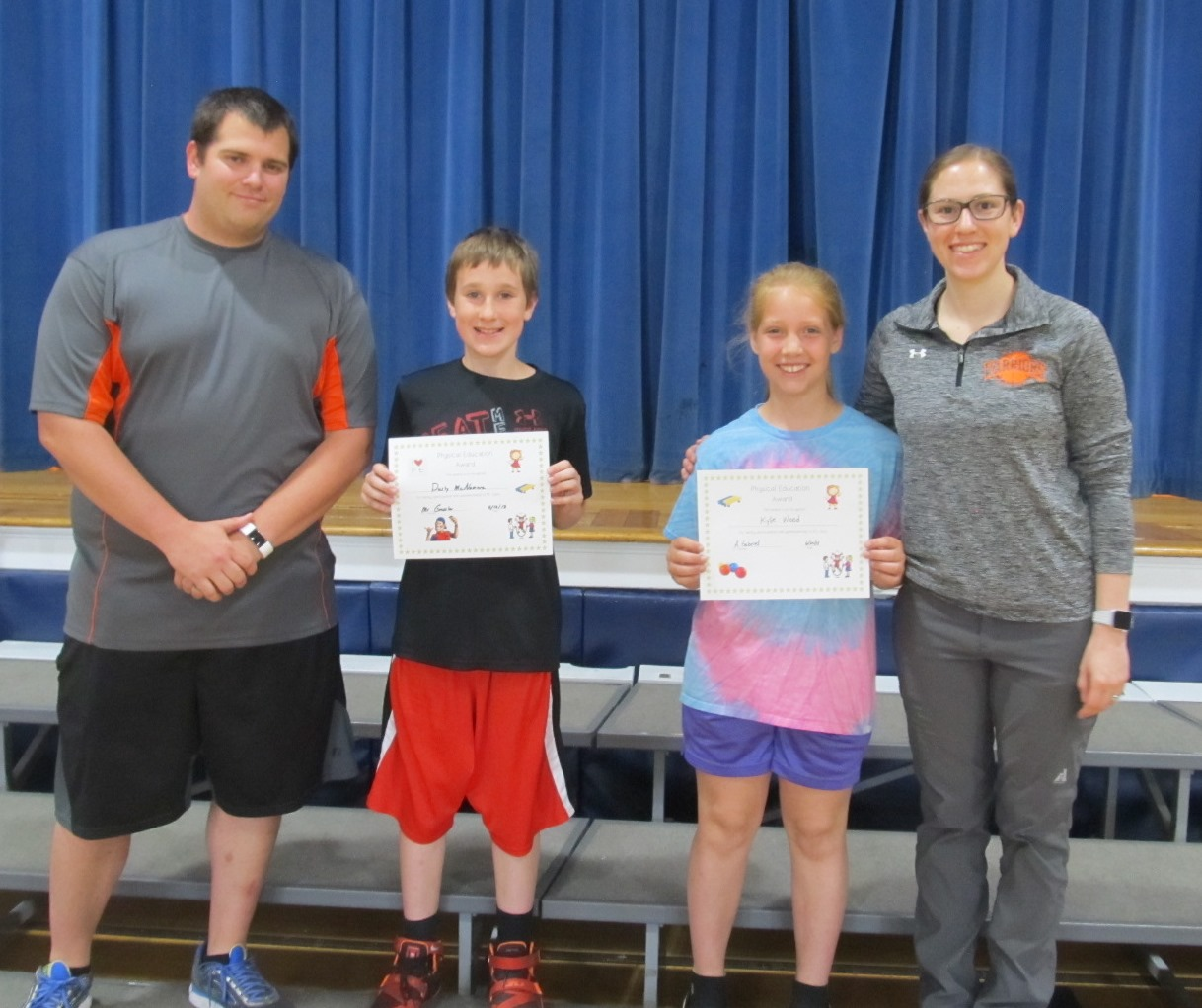 Physical Education Awards