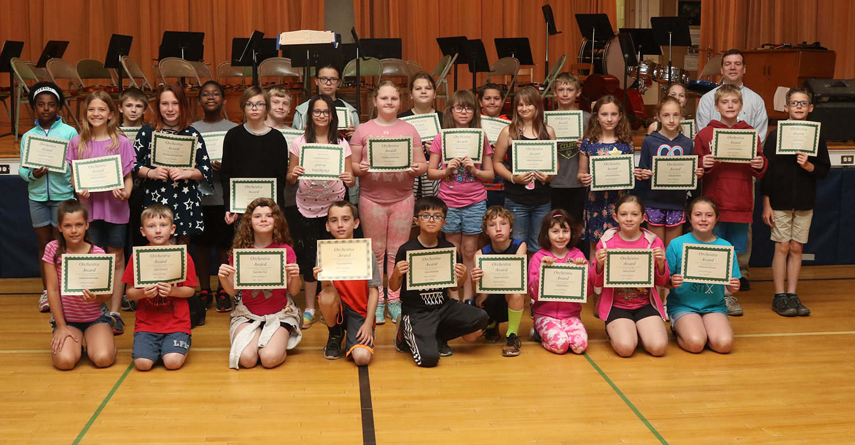 Orchestra Award