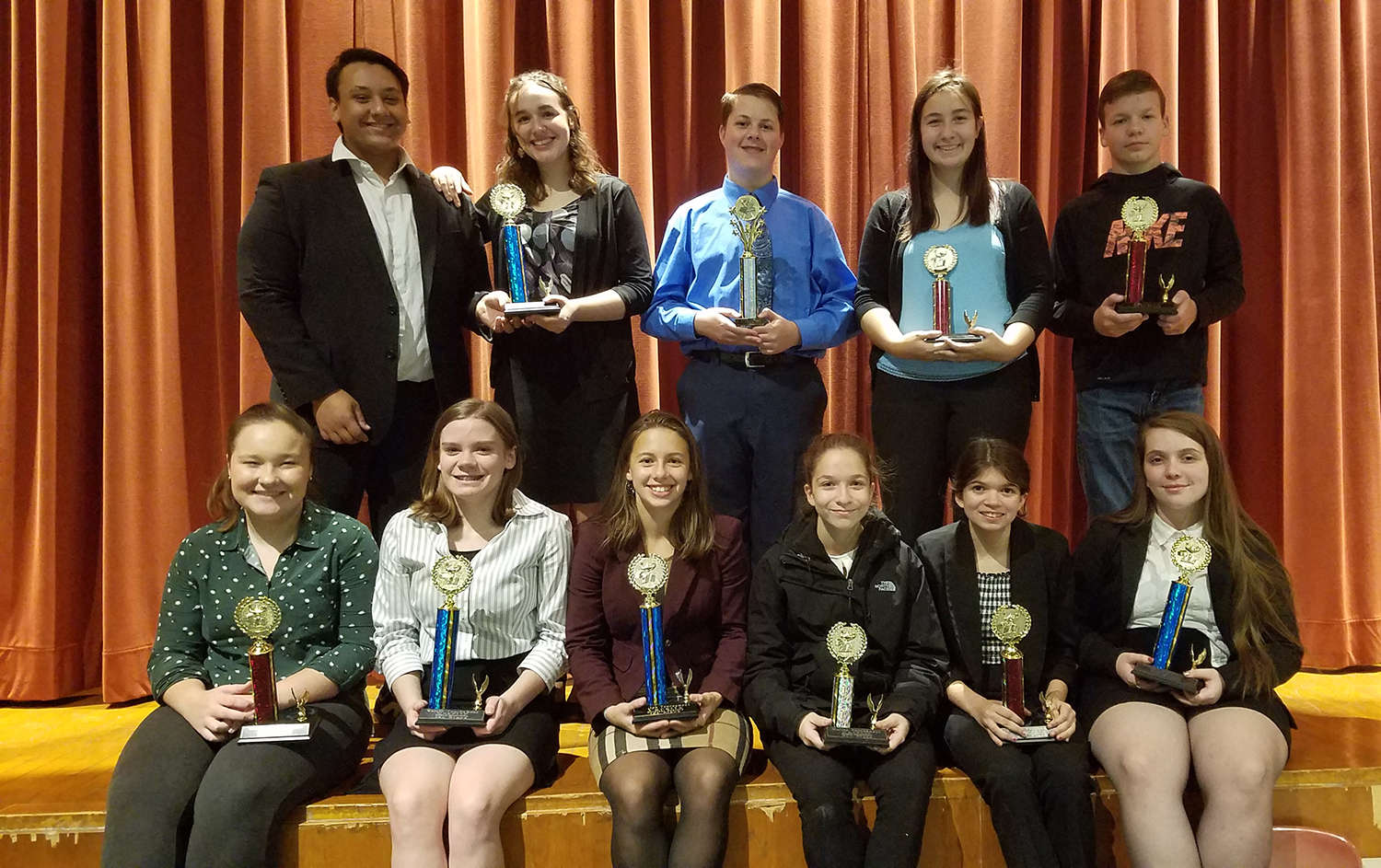 Walton speech and debate tournament 2019