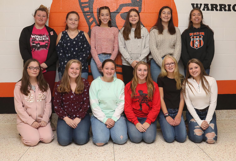2019 fall scholar-athlete team: field hockey