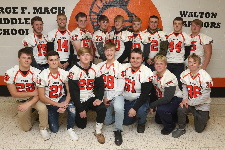 2019 scholar-athlete team: Football