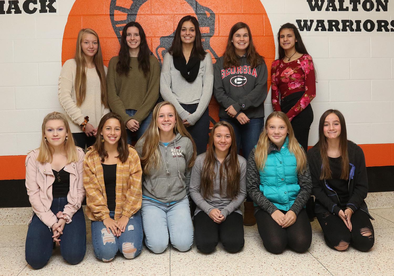 2019 scholar-athlete team: Girls soccer