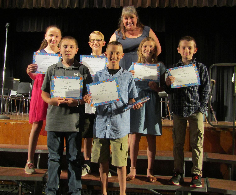 math award 5th grade