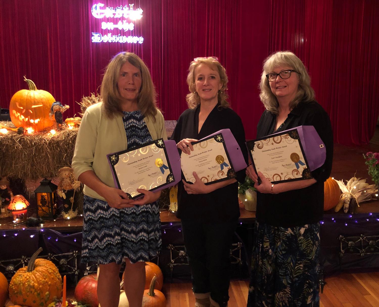 WCS teachers honored