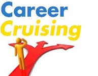 "Button reads ""Career Cruising"" and links to service"