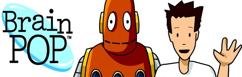Button reads BrainPOP and links to product