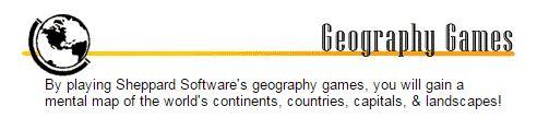 Geography Games description
