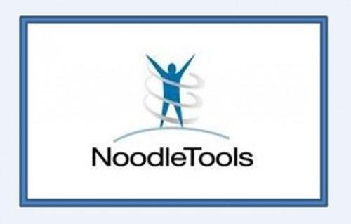 "Icon for ""NoodleTools"" which is linked to sign in page"