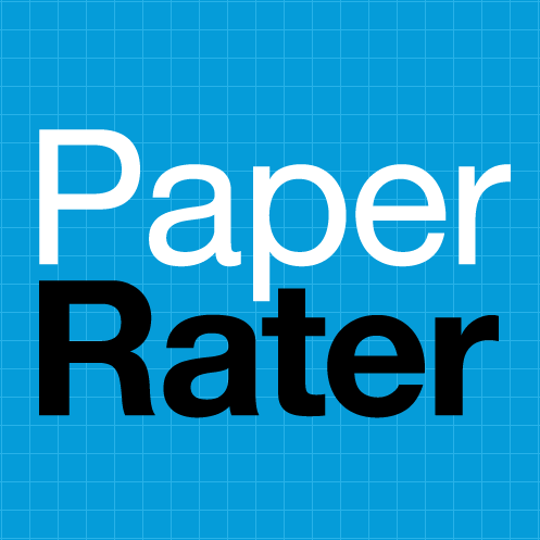 Icon for Paper Rater