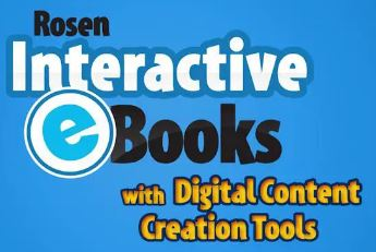 "Link reading ""Rosen interactive books with digital content creation tools"""