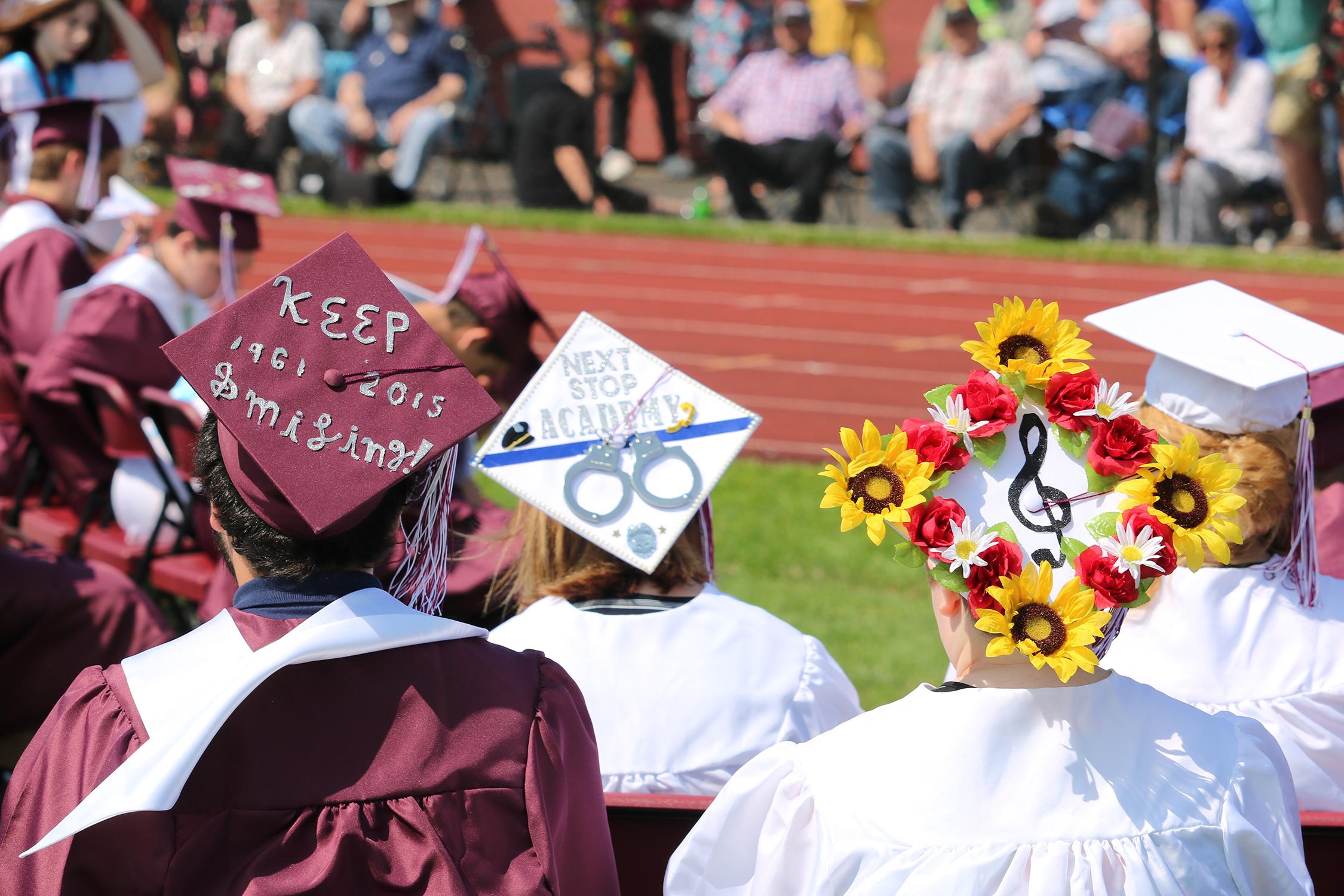 Graduation Ceremony group photo
