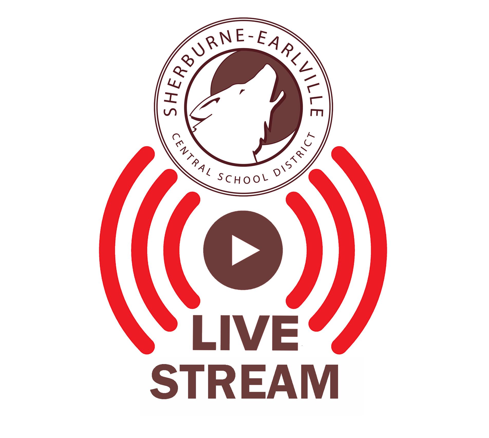 Live Stream logo (SE)