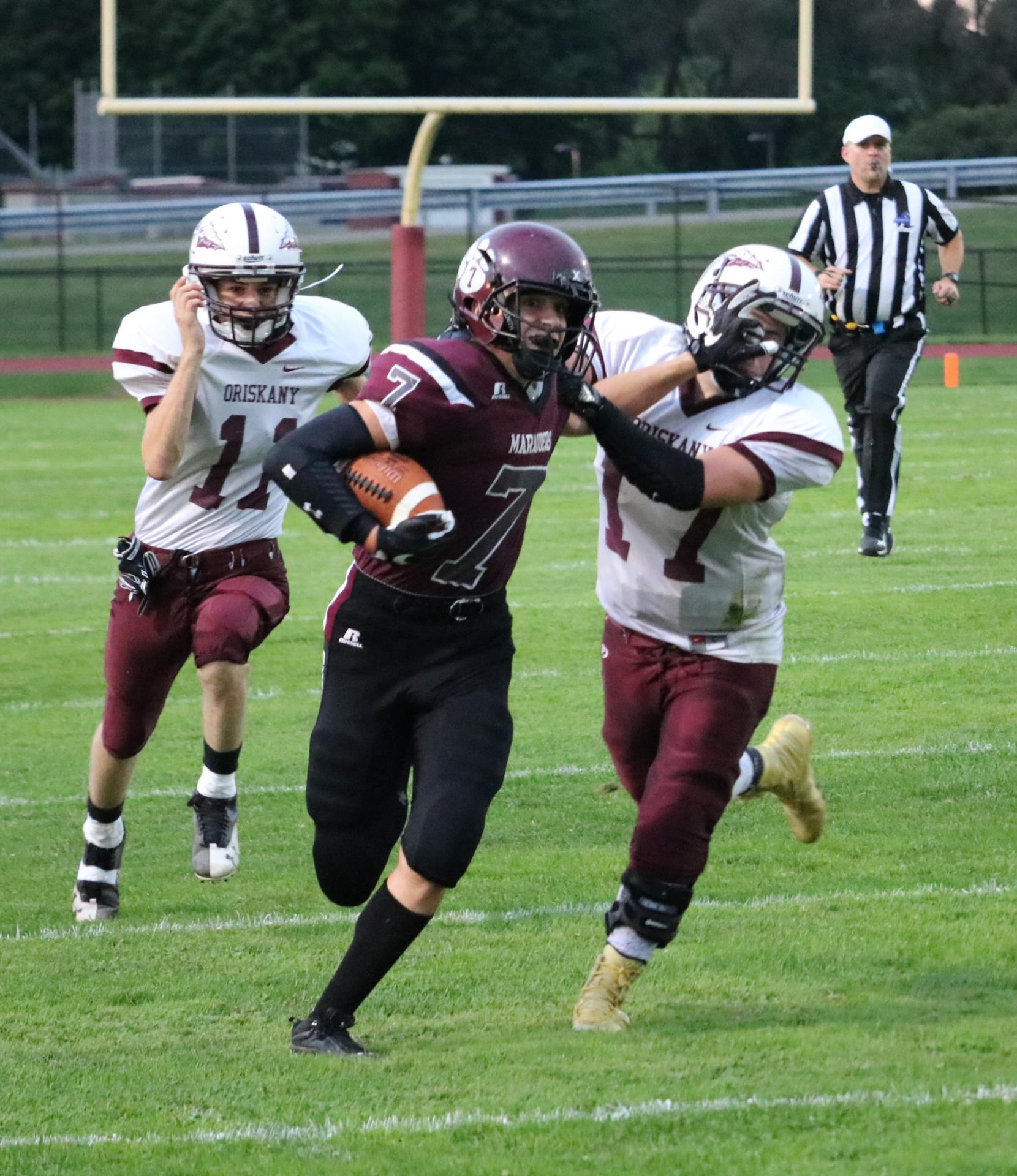 Sherburne-Earlville Football 2018